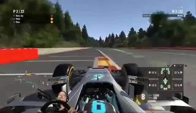 Watch Peter verkackt in F1 2016 GIF on Gfycat. Discover more related GIFs on Gfycat