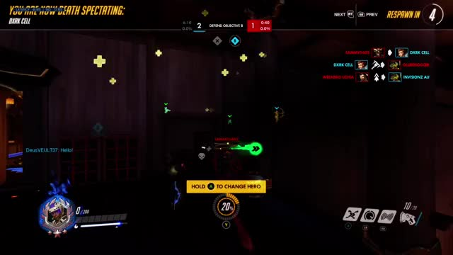 Watch Invisionzau OverwatchOriginsEdition 20180526 20-47-40 GIF by @patmelons on Gfycat. Discover more overwatch, potg GIFs on Gfycat