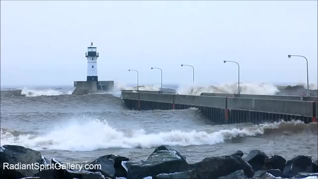 Watch and share Lake Superior GIFs and Weathergifs GIFs on Gfycat