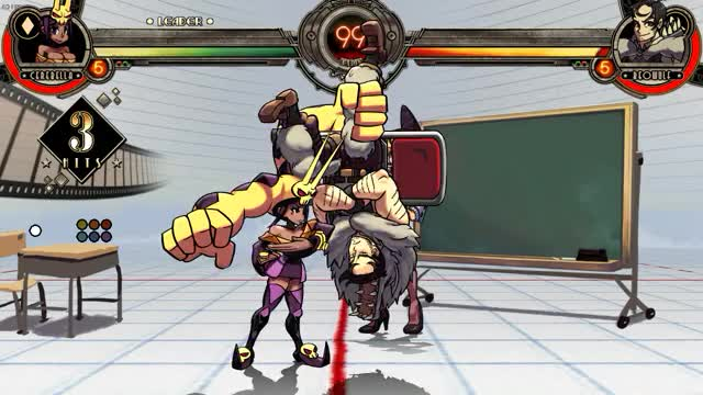 Watch and share Skullgirls 2018.05.29 - 20.23.19.11 GIFs by DJKiwiMango on Gfycat