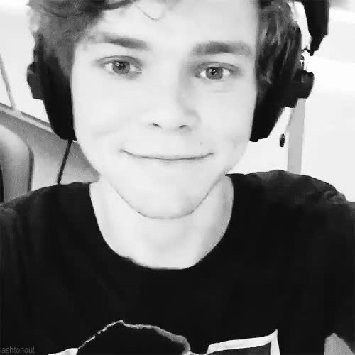 Watch and share 5 Seconds Of Summer GIFs and Ashton Imagine GIFs on Gfycat