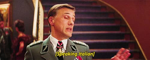 Watch and share Inglorious Basterds GIFs on Gfycat