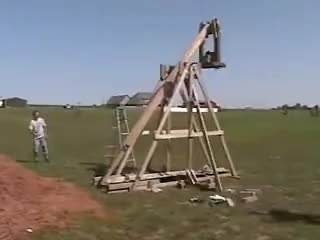 Watch and share Trebuchet Launch GIFs on Gfycat
