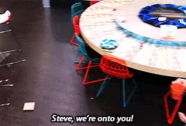 Watch BB17: The Musical + The Mayonnaise Alliance GIF on Gfycat. Discover more GOD, audrey middleton, austin matelson, bb17, big brother, i cant believe we finally have a canon mayo alliance, meg maley, mine, my gifs, shelli poole, steve moses GIFs on Gfycat