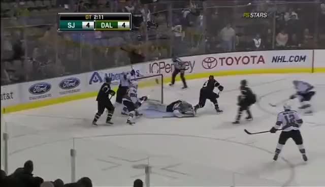 Watch and share San Jose Sharks GIFs and Dallas Stars GIFs on Gfycat