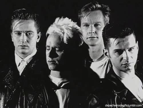 Watch and share Enjoy The Silence GIFs and Depeche Mode GIFs on Gfycat