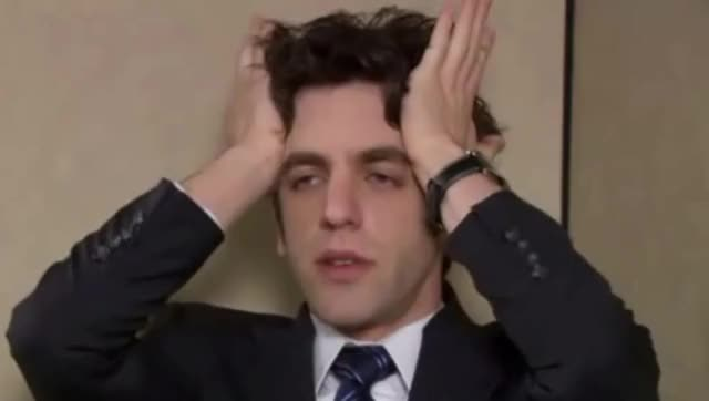 Watch and share Bj Novak GIFs by Reactions on Gfycat