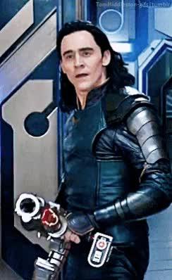 Watch loki GIF on Gfycat. Discover more loki, tom hiddleston GIFs on Gfycat