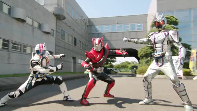 Watch Triple Rider Kick GIF by @darkfate929 on Gfycat. Discover more Chase, Chaser, Drive, Kamen Rider Drive, Mach, Toku, Tokusatsu GIFs on Gfycat
