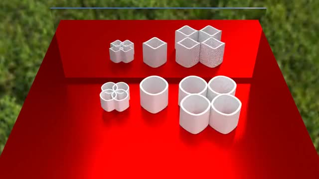 Watch and share Ambiguous Cylinder Illusion 3D GIFs on Gfycat