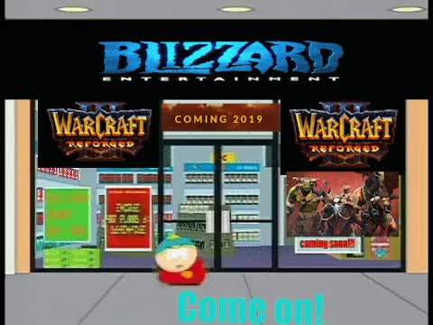 waiting for warcraft