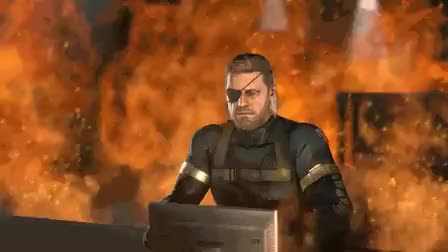 Watch and share Metal Gear Survival? GIFs on Gfycat