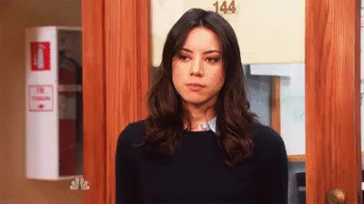 aubrey plaza, This might be my favorite scene including April. : PandR GIFs