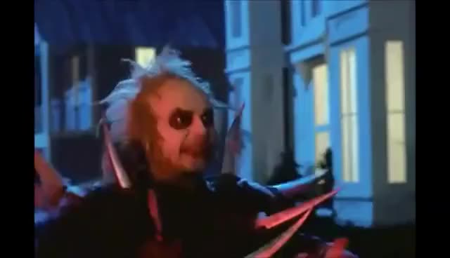 "Watch Beetlejuice ""Dantes inferno room"" Long version GIF on Gfycat. Discover more related GIFs on Gfycat"