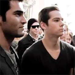 Watch and share Tyler Hoechlin GIFs and Dylan O'brien GIFs on Gfycat