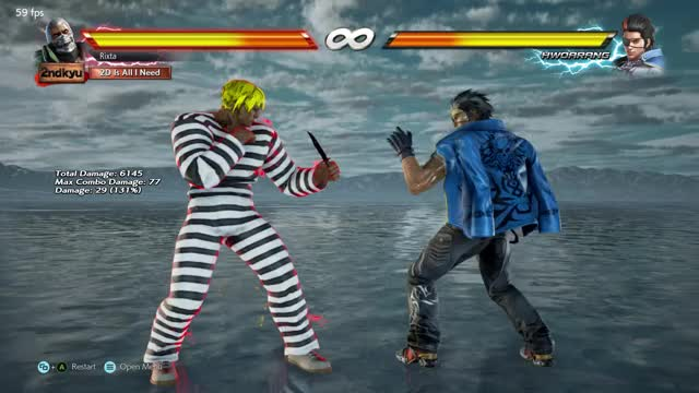 Watch and share Tekken GIFs by rickyshea on Gfycat