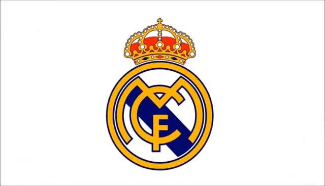 Watch and share Como Dibujar El Escudo Del Real Madrid Paso A Paso (fútbol Español, CF) GIFs on Gfycat