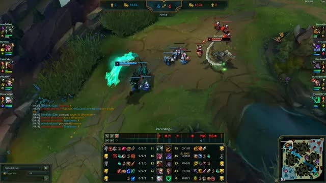 Watch and share Renekton 1v3 GIFs on Gfycat