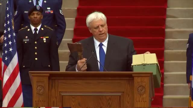Watch Governor Justice's Inauguration Speech GIF on Gfycat. Discover more related GIFs on Gfycat