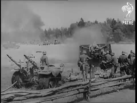 TankPorn, destroyedtanks, Does anyone have footage of WWII tanks being shot? (reddit) GIFs
