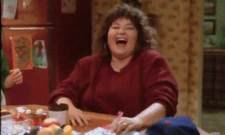 Watch this lol GIF by The GIF Smith (@sannahparker) on Gfycat. Discover more cackling, funny, haha, laughing, lol, roseanne, roseanne barr GIFs on Gfycat
