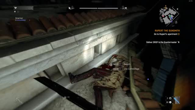 Watch and share Dying Light GIFs and Glitch GIFs by linnbunny on Gfycat