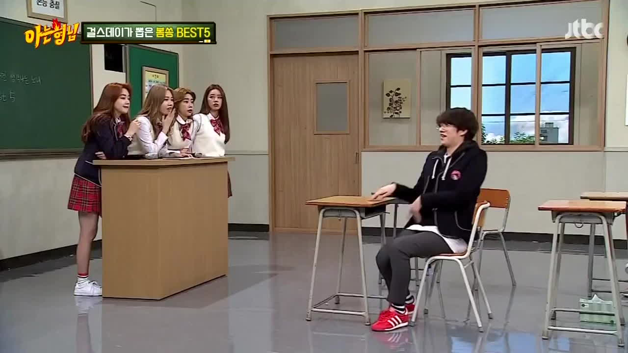 koreanvariety, kpop, Dang Boss #2 GIFs
