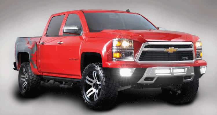 SCA Lingenfelter REAPER Silverado Upgrade Now Available At Some Chevy Dealers GIFs