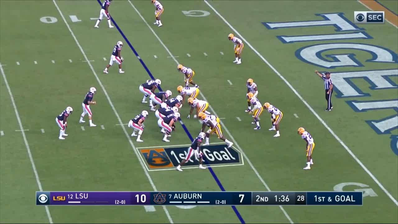 LSU, Shaun, Tigers, auburn, shivers, touchdown, Shaun Shivers Auburn touchdown GIFs