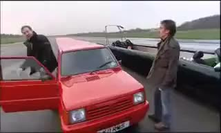 Watch and share Limousine Challenge Part 1 - Top Gear - BBC GIFs on Gfycat