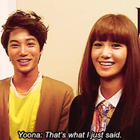 Watch and share Exo GIFs and Kai GIFs by Koreaboo on Gfycat