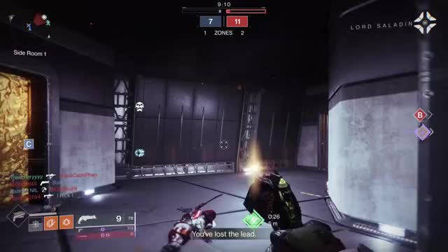 Watch and share Destiny 2 - Double Bounce Throwing Knife GIFs by desolis on Gfycat