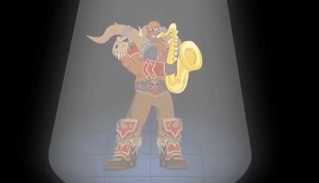 HearthStone: The Animation #3 GIFs