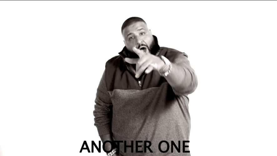 Dj Khaled, another one, for the win, ftw, key, major key, win, Another one - DJ Khaled GIFs