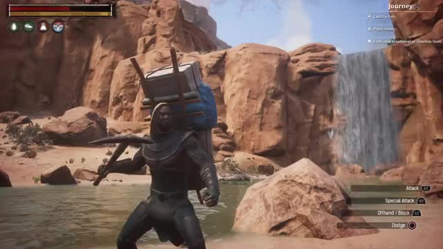 Watch and share Conan Exiles GIFs by herotoxiko on Gfycat