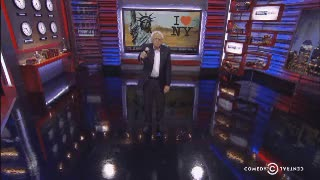 """Watch and share The Nightly Show - Bernie Sanders Slams Ted Cruz For His """"New York Values"""" Talk GIFs on Gfycat"""