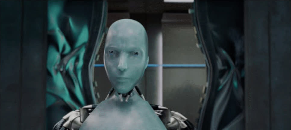 CharacterRant, respectthreads, Respect Sonny (I, Robot [film]) (reddit) GIFs