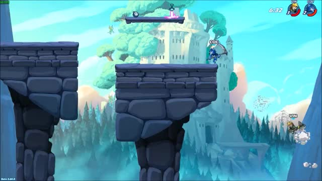 Watch and share Brawlhalla GIFs by vinisaurus on Gfycat