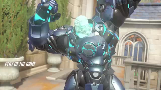 Watch and share Overwatch GIFs and Reinhardt GIFs by kindlyadjust on Gfycat