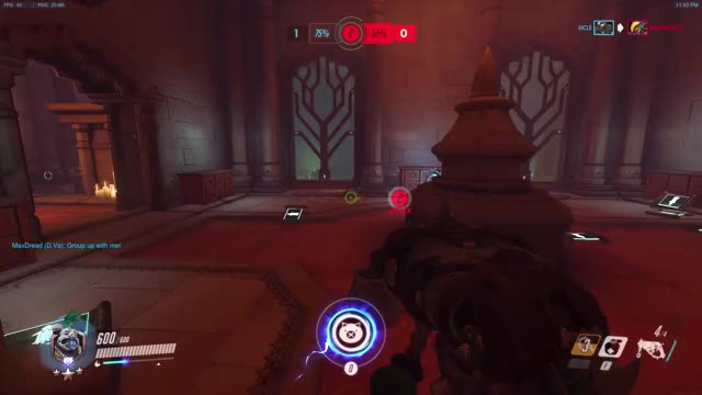 Watch and share Overwatch GIFs and 60fpsgfy GIFs by Siccnasty_ on Gfycat