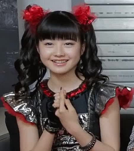 Watch and share Babymetal GIFs and Yuimetal GIFs by jabberwokk on Gfycat