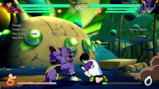 Watch DRAGON BALL FIGHTERZ (634) GIF by @bahptist on Gfycat. Discover more Dragon Ball FighterZ, dbfz GIFs on Gfycat
