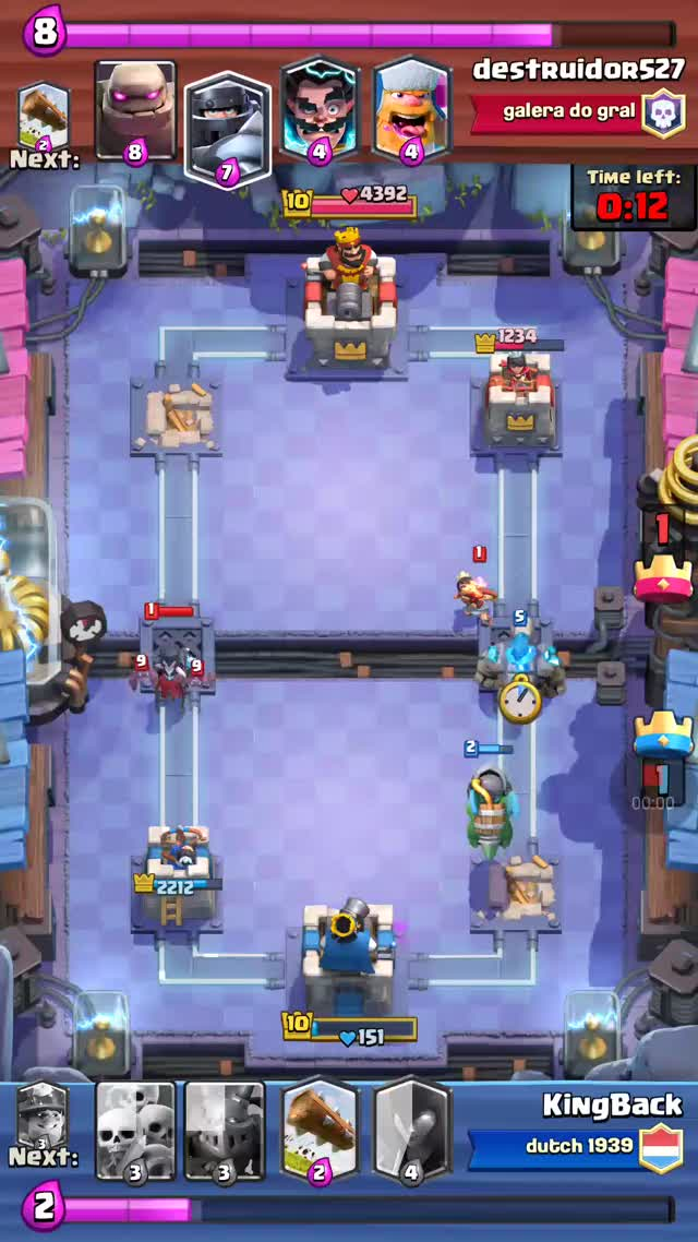 Watch and share ClashRoyale 20180108140818 GIFs on Gfycat
