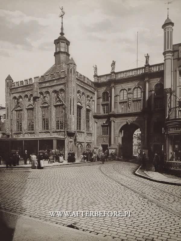 Watch 1894/2014 Złota Brama oraz Dwór Bractwa św. Jerzego. GIF on Gfycat. Discover more before GIFs on Gfycat