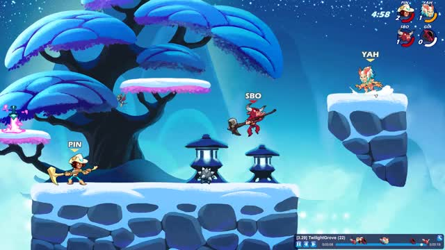 Watch and share Brawlhalla GIFs by morder104 on Gfycat