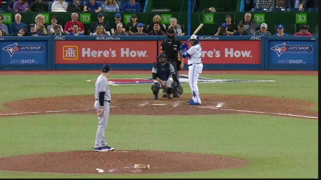 Watch and share Blue Jays GIFs and Baseball GIFs by SIXSIDES on Gfycat