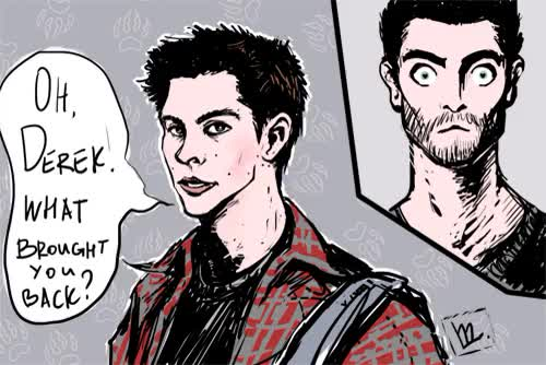 Watch and share Stiles Stillinski GIFs and Stupid Doodles GIFs on Gfycat
