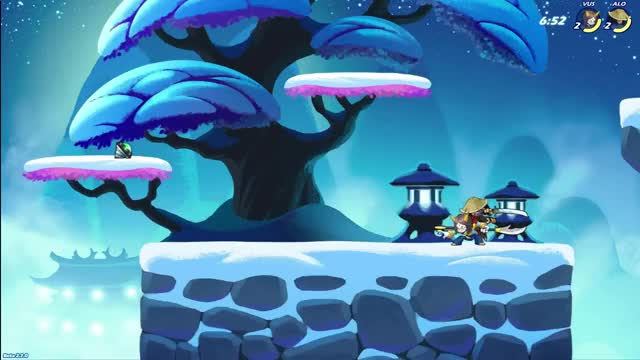 Watch and share Brawlhalla GIFs by vusugames on Gfycat