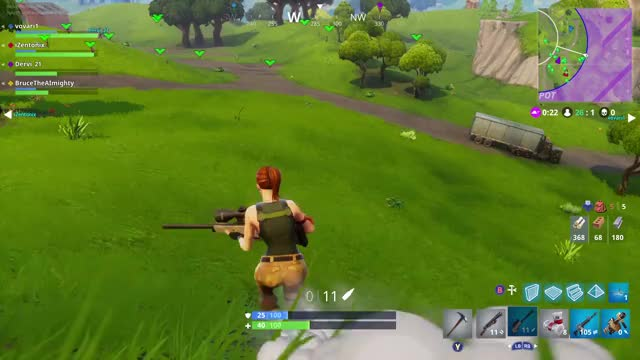 Watch and share Fortnite 8 12 2017 15 58 57Trim GIFs by Bruce WilIis on Gfycat