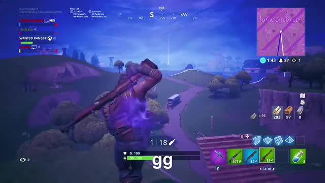 Watch fortnite GIF by Gamer DVR (@xboxdvr) on Gfycat. Discover more FortniteBattleRoyale, W4NT3D R4NG3R, xbox, xbox dvr, xbox one GIFs on Gfycat